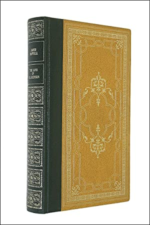 The Life Of Samuel Johnson Ll. D.: Boswell, James