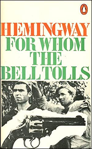 the symbol of the title for whom the bell tolls by ernest hemingway These are perhaps the most famous lines in john donne's oeuvre, especially since they were used in the 20th century by ernest hemingway for the title of his novel for whom the bell tolls).