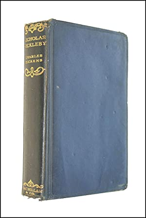 Life and Adventures of Nicholas Nickleby: Dickens, Charles