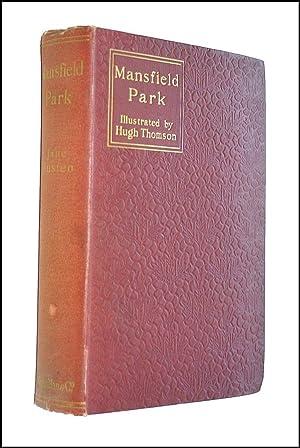 Mansfield Park: Austen, Jane; Thomson,