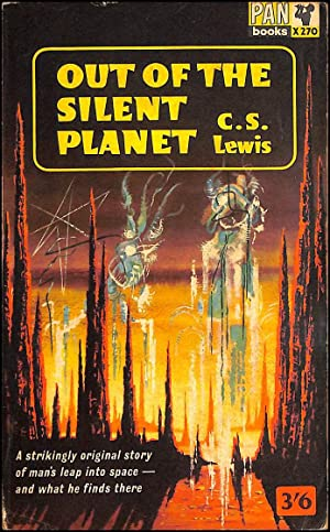 "out of the silent planet the First posted july 9, 2010, edited on july 12, 2010 after further examination of the book due to comments and discussion of the review as i was reading ""out of the silent planet"" by cs lewis, i thought of ""the wizard of oz"" (the movie, i've never actually read any of the books."