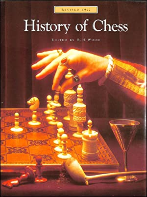 History of Chess: Gizycki, Jerzy; Wood,