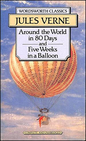 an analysis of around the world in eighty days a book by jules verne Jules verne attempts to capture  journey around the world in 80 days english literature essay  fogg argues that he could make the trip around the.