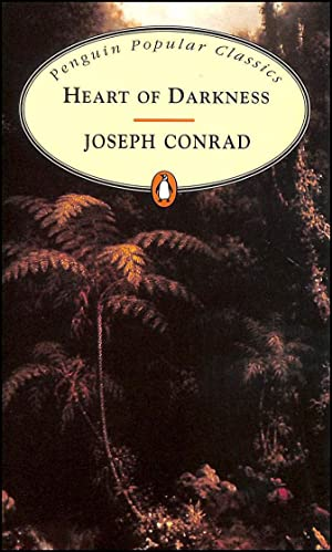 the unforgettable lines in the heart of darkness by joseph conrad
