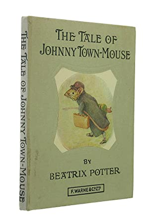 Tale of Johnny Town-mouse: Potter, Beatrix
