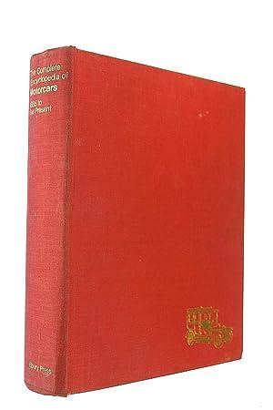 The Complete Encyclopaedia of Motor Cars -: Aldo Zucchi [Collaborator];
