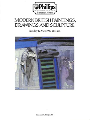 Modern British Paintings, Drawings And Sculpture Tuesday: Phillips Fine Art