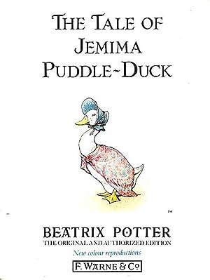 The Tale of Jemima Puddle-Duck (The Original: Potter, Beatrix