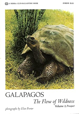 Galapagos: The Flow Of Wildness, Volume 2: Unknown