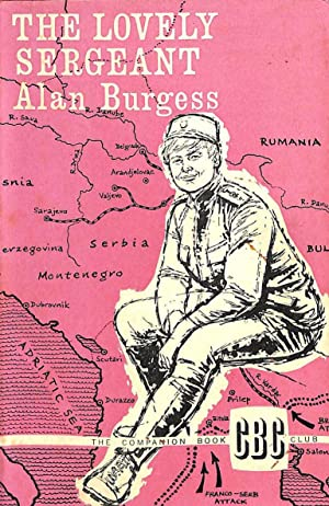 The Lovely Sergeant (Flora Sandes): Burgess, Alan