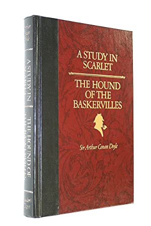 A Study in Scarlet and The Hound of the Baskervilles
