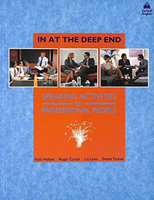 In at the Deep End (Speaking Activities for Professional People)