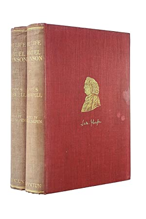 The Life of Samuel Johnson in Two Volumes