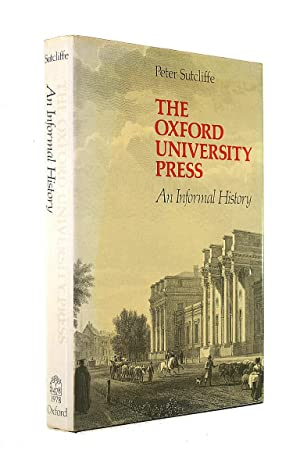 The Oxford University Press: An Informal History