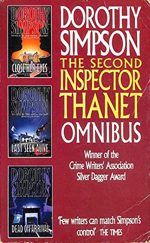 The Second Inspector Thanet Omnibus: Close Her Eyes, Last Seen Alive, Dead on Arrival