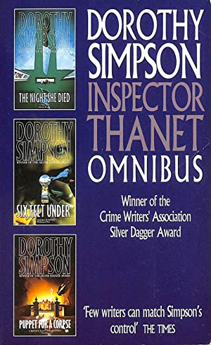 Inspector Thanet Omnibus: The Night She Died, Six Feet Under, Puppet for a Corpse