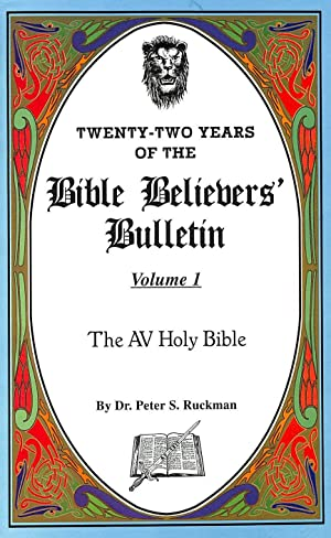 Audio and Video Bible teaching, with articles and information for Bible students.