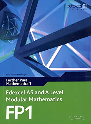 Edexcel As And A Level Modular Mathematics: Pledger, Keith; Wilkins,