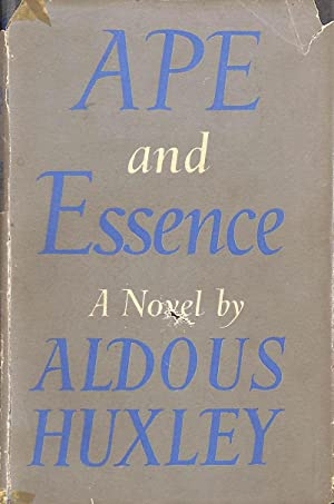 Ape And Essence By A Huxley Abebooks border=