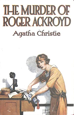 The Murder Of Roger Ackroyd Agatha Christie Book Collection