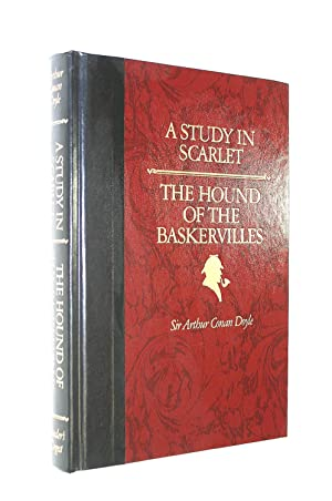 A Study In Scarlet & The Hound Of The Baskervilles (The World'S Best Reading) By Sir Arthur Conan...