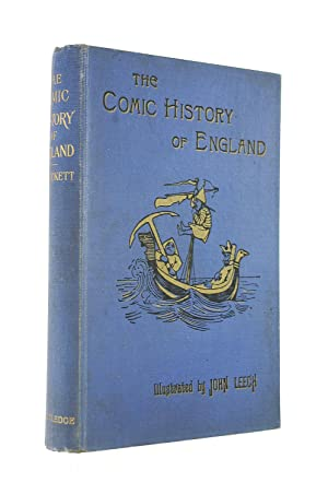 The Comic History of England with reproductions: Gilbert Abbott A'Beckett