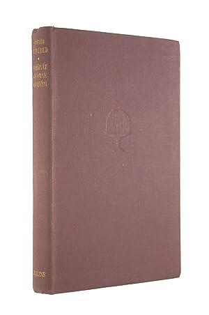 The Rubaiyat Of Omar Khayyam With Other: translated by Edward