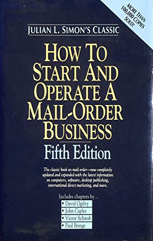 How to Start and Operate a Mail Order Business
