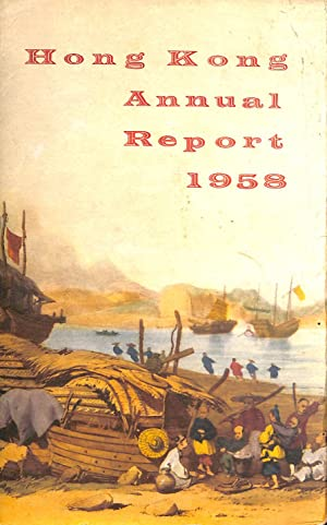 Hong Kong Annual Report 1958