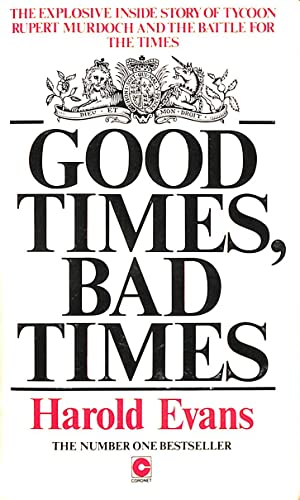 Good Times, Bad Times (Coronet Books)