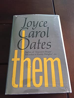 Them (First Edition/First Printing, Flat-signed): Oates, Joyce, Carol