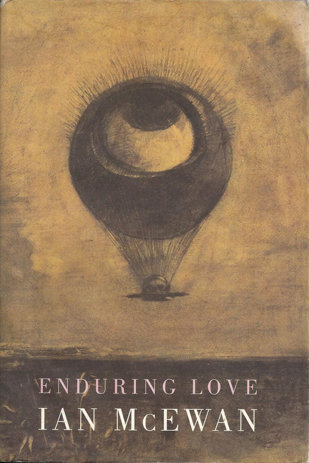 enduring love by mcewan 1997 first edition signed