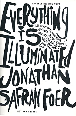 Everything Is Illuminated: Jonathan Safran Foer