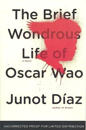 The Brief Wondrous Life of Oscar Wao: Junot Diaz