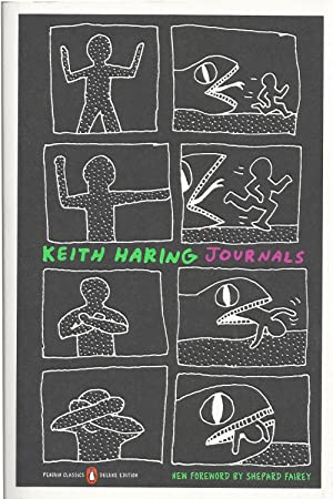 Keith Haring Journals: Keith Haring; Shepard