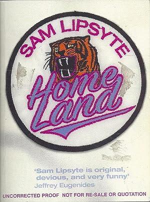 Home Land: Sam Lipsyte