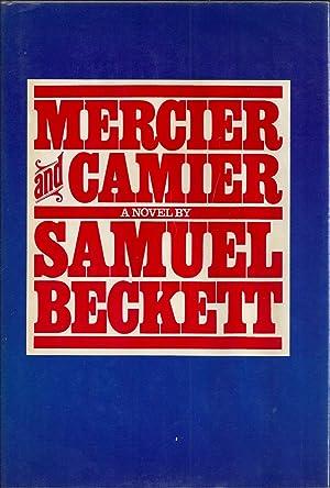 Mercier and Camier: Samuel Beckett