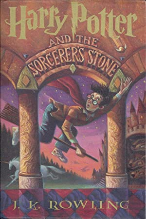 Harry Potter and the Sorcerer's Stone: J. K. Rowling