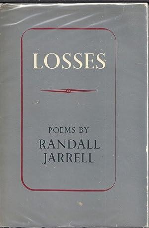 Losses: Randall Jarrell