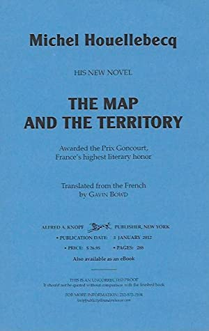 The Map and the Territory: Michel Houllebecq