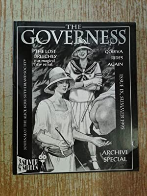 The Governess: The Journal of the Alice: The Alice Kerr-Sutherland
