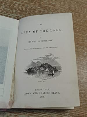 The Lady of the Lake: Sir Walter Scott