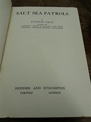 Salt Sea Patrols: Patrick Vaux