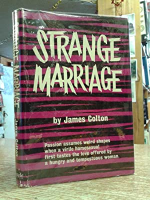 Strange Marriage: James Colton