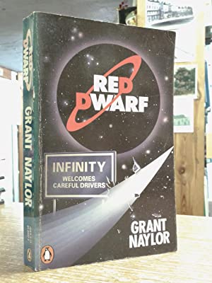 Red Dwarf Infinity Welcomes Careful Drivers: Grant Naylor