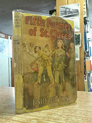 Fifth Formers of St. Clare's: Enid Blyton