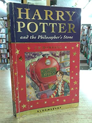 0747558191 Harry Potter And The Philosopher 39 S Stone By J