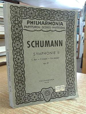 Symphonie II C dur/C major/Do Majeur Op.: Robert Schumann