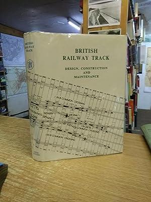 british railway track design construction maintenance - AbeBooks