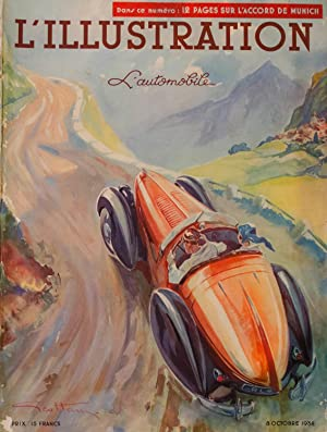 L'Illustration: L'Automobile N°4988